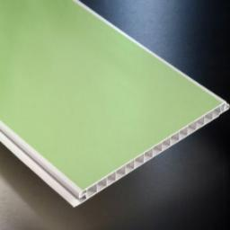 White Hygienic Ceiling Cladding