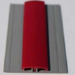 Red Gloss Wall Cladding Joint Strip