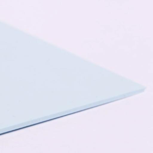 2.5mm Hygienic Wall Cladding Pastel Blue 3.0m x 1.2m