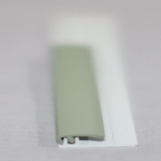 Avocado Green Gloss Wall Cladding Starter Profile