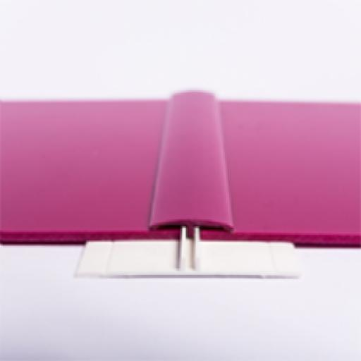 Purple Gloss Wall Cladding Profiles