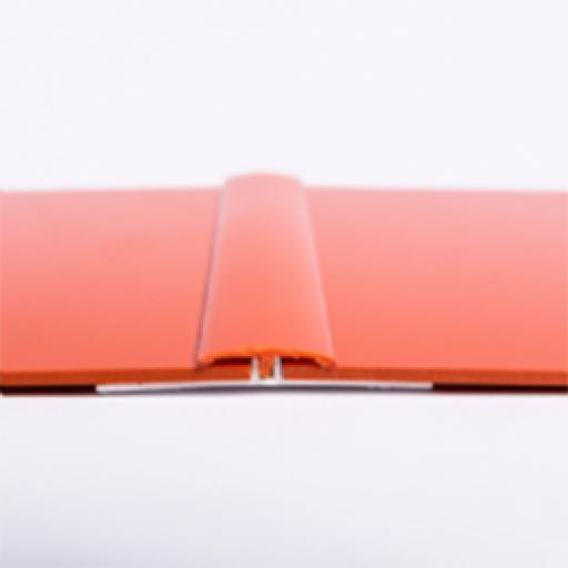 Orange Gloss Wall Cladding Profiles