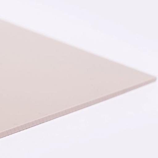 2.5mm Hygienic Wall Cladding Pastel Sandstone 3.0m x 1.2m