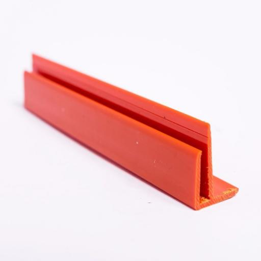 Orange Gloss Wall Cladding External Corner Joint