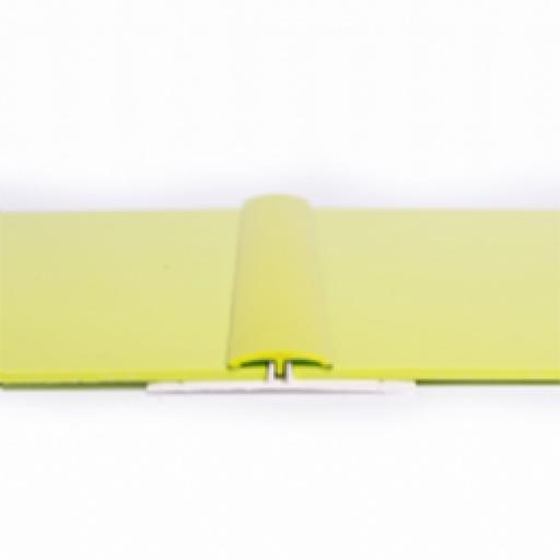 Lime Green Gloss Wall Cladding Profiles