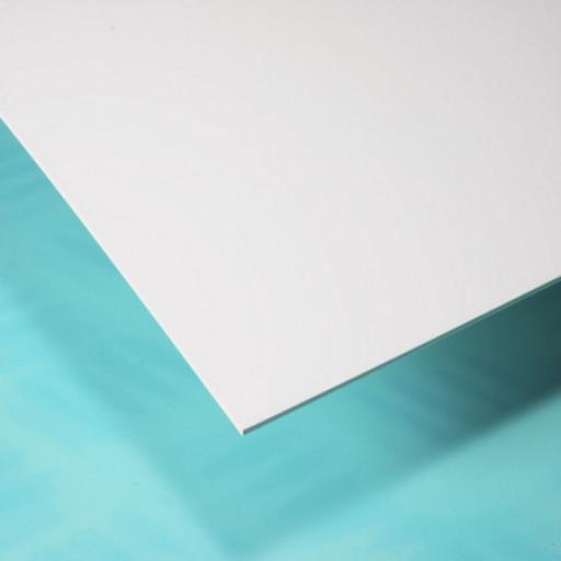 2.5mm White PVC Sheet 2.44m x 1.22m