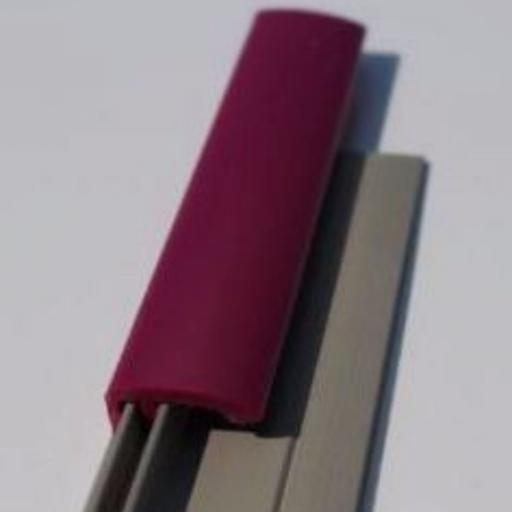 Purple Gloss Wall Cladding Starter Profile