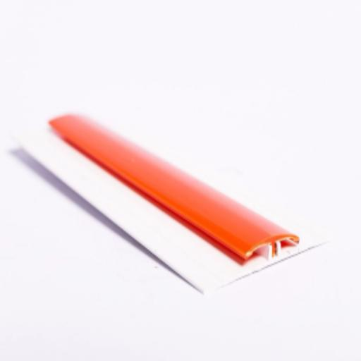 Orange Gloss Wall Cladding Joint Strip