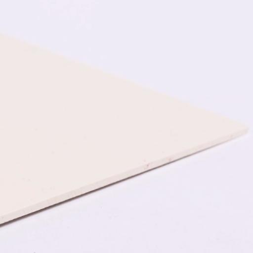 2.5mm Hygienic Wall Cladding Pastel Cream 2.4m x 1.2m