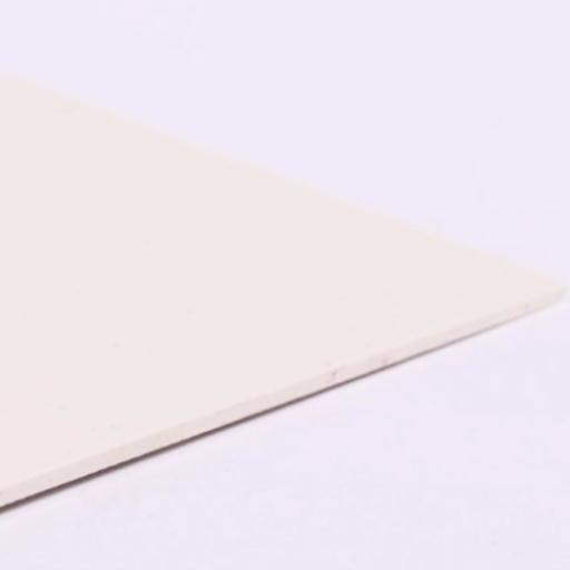2.5mm Hygienic Wall Cladding Pastel Cream 3.0m x 1.2m