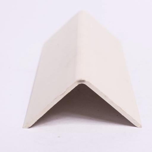 Pastel Cream Wall Cladding Internal Angle