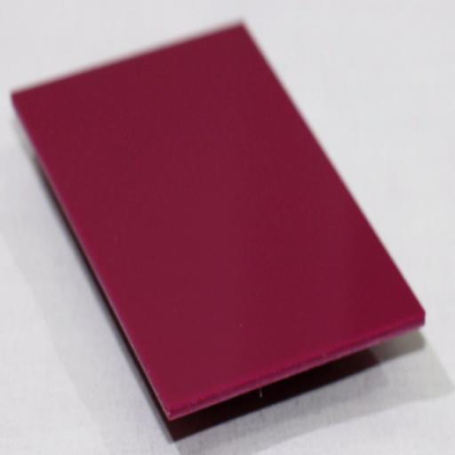 2.5mm Gloss Purple PVC Sheet 3.05m x 1.22m