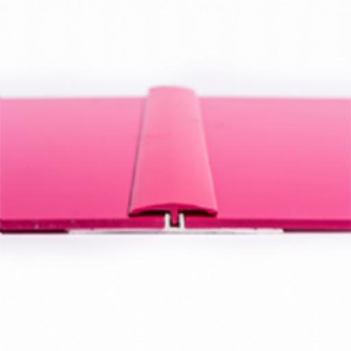 Pink Gloss Wall Cladding Profiles