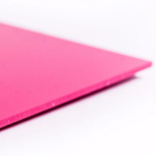 2.5mm Hygienic Wall Cladding FUCHSIA Gloss 2.4m x 1.2m