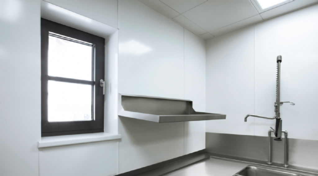 Hygienic Wall Cladding Solutions