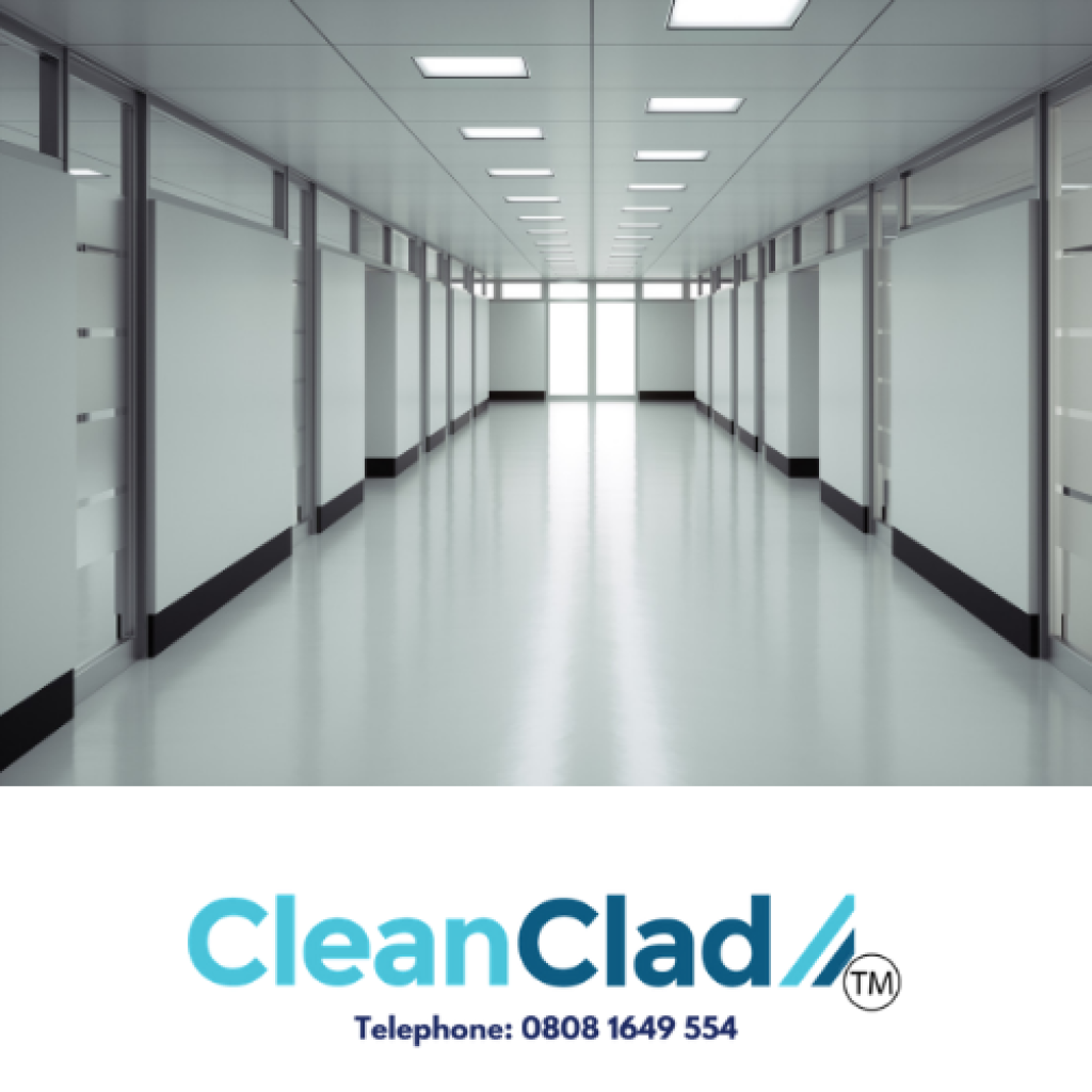 PVC Wall Cladding Can Reduce Hospital Compensation Claims