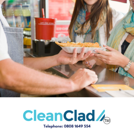 How Takeaways Can Clean Up Their Act With Hygienic Wall Panels