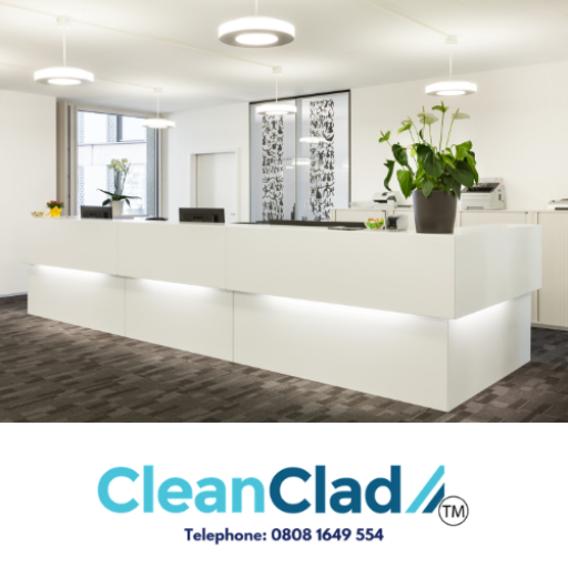 How To Make A Reception Area Practical and Hygienic