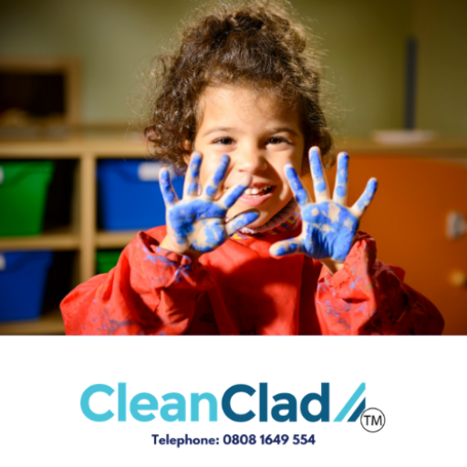 Easy To Clean Surfaces For Schools