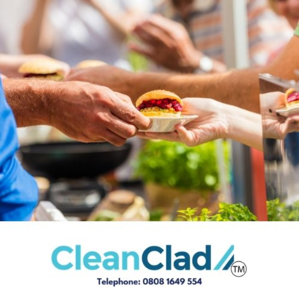 Take Care of Hygiene at Food Festivals and Trade Shows