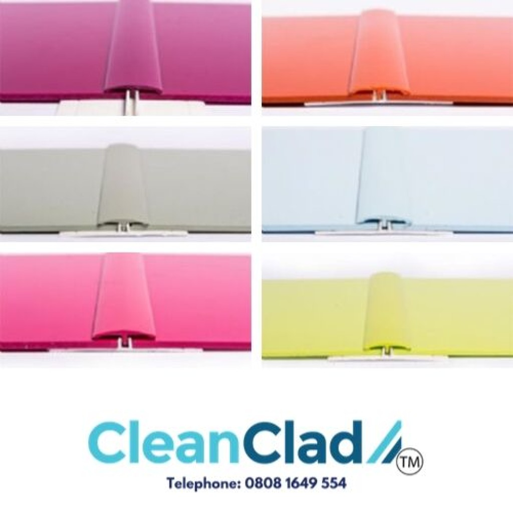 Extended Range of Cladding Profiles Now Available from CleanClad