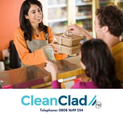 How To Use CleanClad In Retail Environments